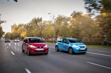 Der neue SEAT Mii electric kommt optisch in der gewohnten SEAT Designsprache. Äußerlich wurde er im Vergleich zur Verbrenner-Variante nur leicht modifiziert. © Seat