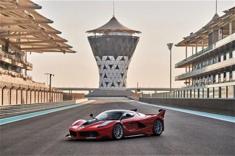 Ferrari FXX K (2015). Foto: Auto-Medienportal.Net/Sotheby's