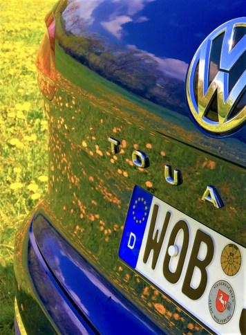 Glänzende An- und Aussichten: der VW Touareg hat sich bereits eine Million Mal verkauft. © Klaus H. Frank