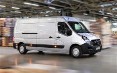 Der Opel Movano © Opel