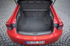 Der Gepäckraum schluckt zwischen 490 und 1450 Liter. © Opel