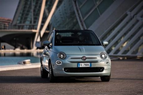 Fiat Panda Hybrid Launch Edition. Foto: Auto-Medienportal.Net/Fiat
