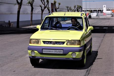 SEAT Marbella Playa (1991). © SEAT