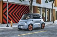 Citroën Ami. Foto: Auto-Medienportal.Net/Citroën