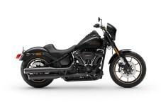Der mid unternimmt mit der neuen Maschine einen Schnupperkurs. © Harley-Davidson