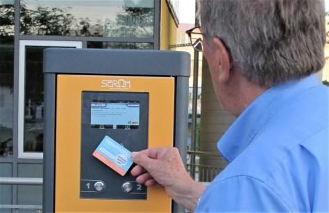 Auch an e-on-Ladesäulen gelten mit newmotion-Karte oft 0,13 Euro/min.