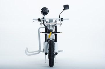 Das Ösa Utility Bike ist für unterschiedliches Transportbedürfnisse ausgelegt. © Cake