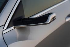 Die optionalen Außenkameras ersetzen die klassischen Rückspiegel und verringern den Luftwiderstand. © Audi