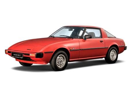 Mazda RX-7 Foto: Auto-Medienportal.Net/Mazda
