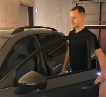 Cupra-Markenbotschafter Marc ter Stegen hat einen Ateca Limited Edition in der Garage. Foto: Auto-Medienportal.Net/Seat