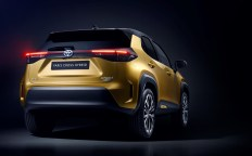 Der Toyota Yaris Cross. © Toyota