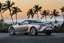 Das LC Coupé ist die leidenschaftlichste Verkörperung des Lexus Designs. © Lexus
