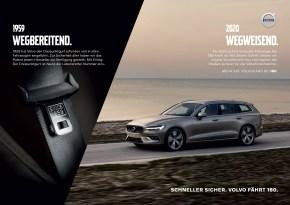 Ab 2020 werden alle Pkw der schwedischen Premium-Marke mit einer auf 180 km/h abgeregelten Höchstgeschwindigkeit ausgeliefert. Damit reagiert die Volvo Car Group konsequent auf die langjährigen Ergebnisse seiner Sicherheitsforschung: Zu schnelles Fahren gehört neben Rauschmitteleinfluss und Ablenkung eindeutig zu den häufigsten Unfallursachen, © Volvo
