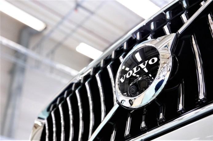 Synonym für Sicherheit. © Volvo