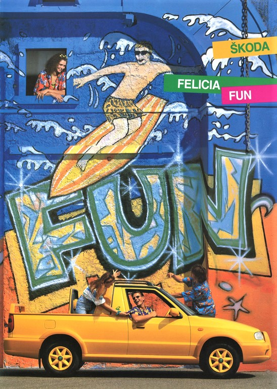 Skoda Felicia Fun. Foto: Auto-Medienportal.Net/Skoda