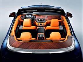 Rolls-Royce Dawn. Foto: Auto-Medienportal.Net/Rolls-Royce