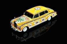"Modellfahrzeug des Jahres (1:43): Rolls-Royce Phantom ""John Lennon"" von True Scale Miniatures. Foto: Auto-Medienportal.Net/Modell Fahrzeug"
