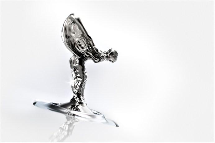 Rolls-Royce-Kühlerfigur. Foto: Auto-Medienportal.Net/Rolls-Royce