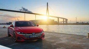 VW Arteon © Volkswagen