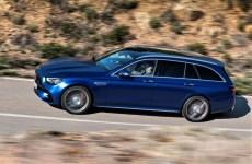 Mercedes-AMG E 63 T-Modell. Foto: Auto-Medienportal.Net/Daimler