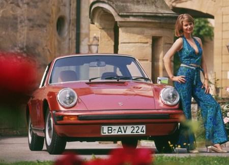Porsche 911 2,7 Targa (1974). Foto: Auto-Medienportal.Net/Porsche