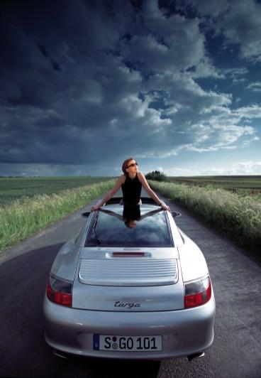 Porsche 911 Targa (2002). Foto: Auto-Medienportal.Net/Porsche