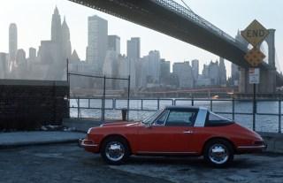 Porsche 911 Targa (1968). Foto: Auto-Medienportal.Net/Porsche