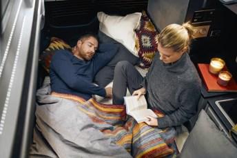 Neuer Crosscamp Life: Kompakter Camper mit vier Schlafplätzen. © Opel