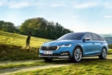 Premiere feiert im ŠKODA OCTAVIA SCOUT ein neuer 2,0 TDI der EVO-Generation mit 147 kW (200 PS) und 400 Nm. Er ist der stärkste Diesel in der bisherigen Geschichte der Modellreihe. © Skoda
