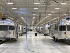 Airstream-Produktion in Jackson Center (USA). Foto: Auto-Medienportal.Net/Airstream