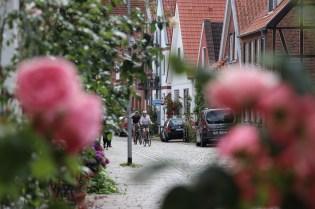 : Malerische Innenstädte wie hier Plön, bieten Möglichkeiten zum Bummeln und die Gastronomie zu genießen. © Kurt Sohnemann