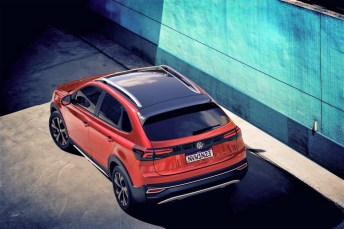 Volkswagen Nivus. Foto: Auto-Medienportal.Net/VW