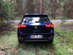 Der Volkswagen T-Roc Sport, © Klaus H. Frank