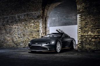 Aston Martin Vantage 007 Edition. Foto: Auto-Medienportal.Net/Aston Martin