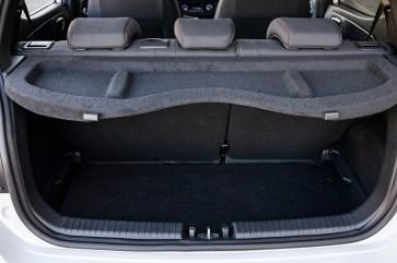 252 Liter beträgt das Kofferraumvolumen des i10. © Hyundai