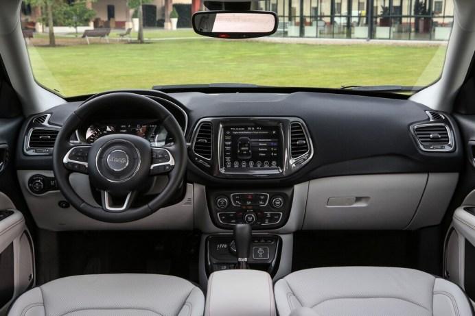 Jeep Compass 4xe. Foto: Auto-Medienportal.Net/Jeep