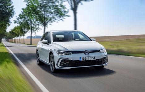 VW Golf GTE. Foto: Auto-Medienportal.Net/Volkswagen
