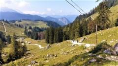 Die gut ausgebauten Wanderwegen führen durch traumhafte Landschaften rund um Berchtesgaden. © Kurt Sohnemann