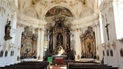 Die Heilig-Kreuz-Kirche in Berbling gehört zu den schönsten ihrer Art in Oberbayern. © Sohnemann