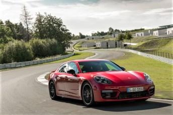 Porsche Panamera GTS. Foto: Auto-Medienportal.Net/Porsche