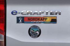 Die Sticker zeugen von der Tour in den Norden. © by Frank Eusterholz