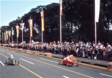 Seifenkisten-Rennen (1964). Foto: Auto-Medienportal.Net/Opel