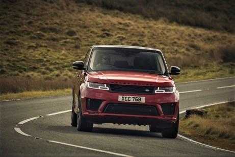Range Rover Sport D350. Foto: Auto-Medienportal.Net/JLR