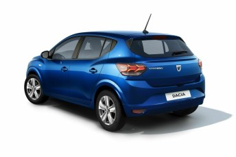 Dacia Sandero.Foto: Auto-Medienportal.Net/Renault
