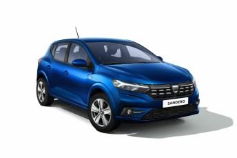 Dacia Sandero. Foto: Auto-Medienportal.Net/Renault