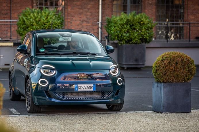 Ein Fiat 500e kann ab 289 Euro abonniert werden. © FCA
