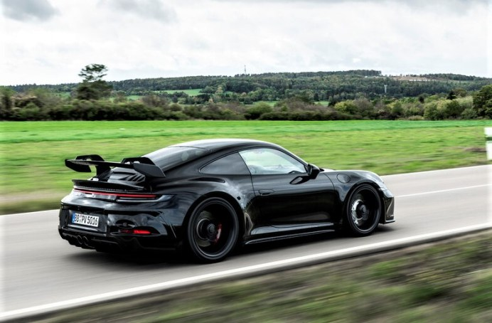 Porsche 911 GT3. Foto: Auto-Medienportal.Net/Porsche