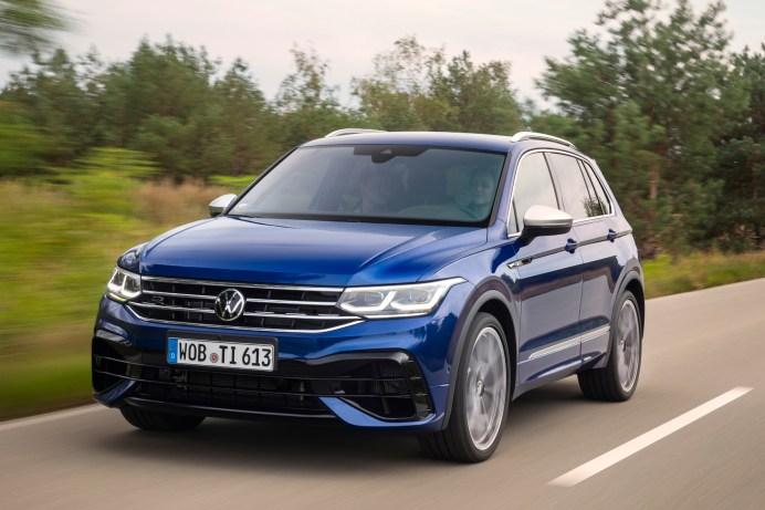 Der VW Tiguan R kostet ab 56.703,53 Euro. © VW