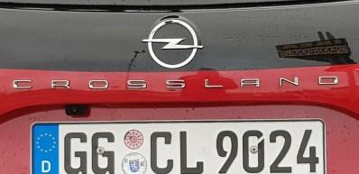 Opel Crossland. Foto: Auto-Medienportal.Net/Frank Wald