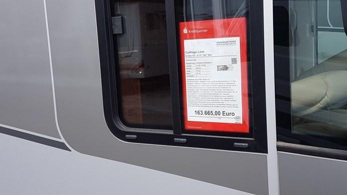 Der Preis scheint kein Hinderungsgrund für den Einstieg in die Caravaning-Welt zu sein. Foto: Auto-Medienportal.Net/Michael Kirchberger